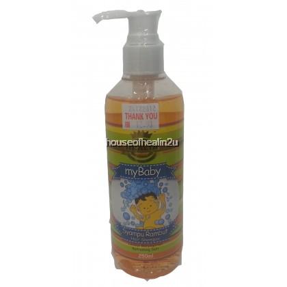 Syampu Rambut Bayi