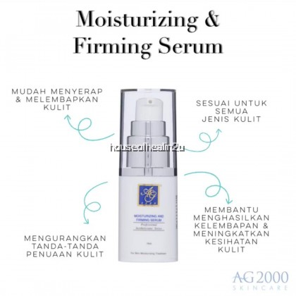 Moisturizing & Firming Serum 30ml