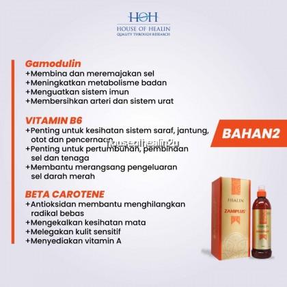 Zaniplus + Derma X + Petroleum Jelly