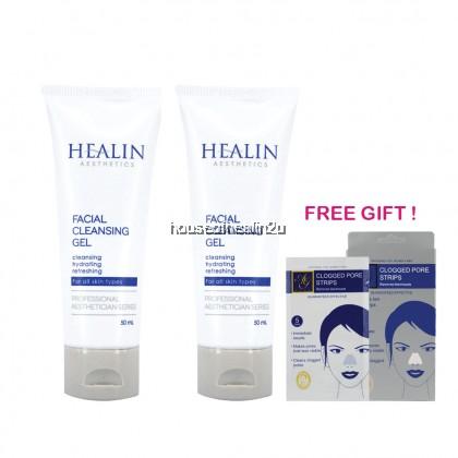 Healin Aesthetics Cleanser twin Pack